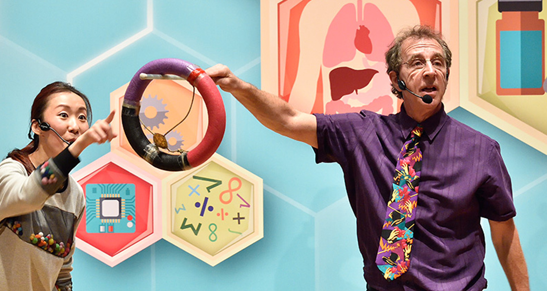 The Magical Math and Science Show