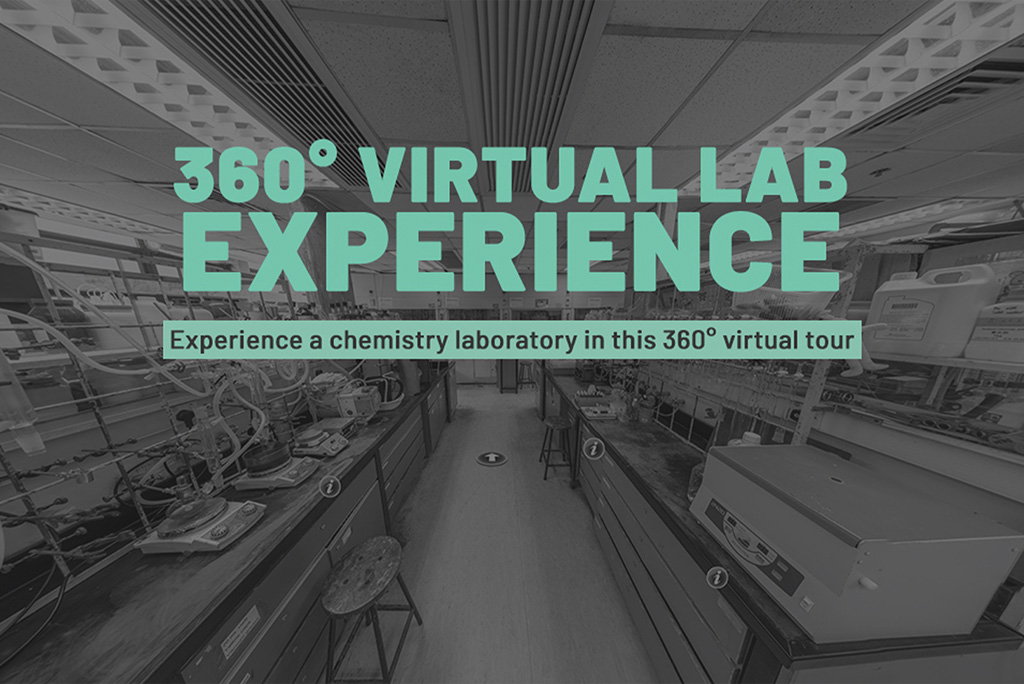 360° Virtual Lab Mini-Game